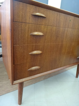 additional images for Danish Modern Teak Bureau