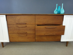additional images for Updated  Mid Century Bureau/Credenza