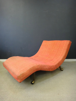 additional images for Adrian Pearsall Wave Chaise