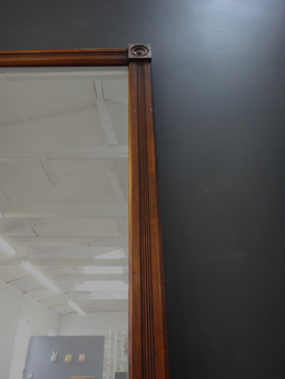 additional images for Uber Tall Antique Mirror