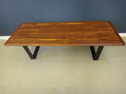 additional images for L.Pontoppidan Rosewood Coffee Table or Bench