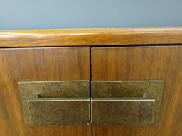 additional images for Founders Mid Century Walnut Bureau/Credenza