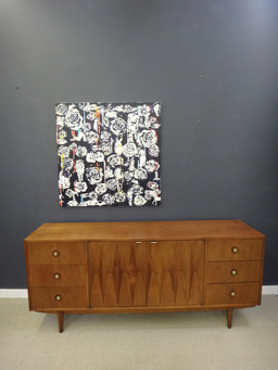 additional images for American of Martinsville Sculpted Credenza/Dresser