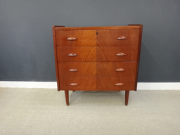 additional images for Danish Modern Petit Teak Bureau