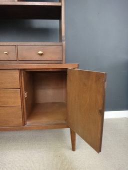 additional images for Mid Century Broyhill Saga Room Divider/Shelf Unit