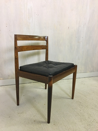 Kai Kristiansen Model 301 Rosewood Chair for Magnus Olesen