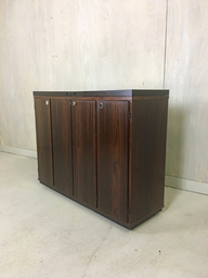 SALE  Danish Modern Rosewood Dry Bar by Dyrlund