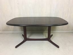SALE  Danish Modern Rosewood Dining Table by Dyrlund