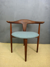 MM Moreddi Teak Accent Chair