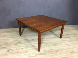 Danish Teak Side Table by Fabian