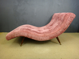 Adrian Pearsall Double Wave Chaise