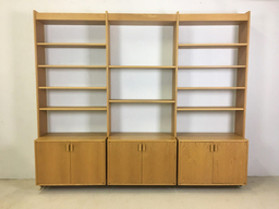 Charles Webb Oak Wall Unit